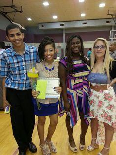 Jared, Shay, Kem, & Zena