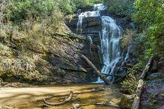 King Creek Falls - Oconee County, South Carolina