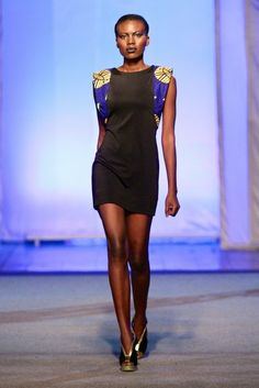 Mamy Kapend @ Kinshasa Fashion Week 2013 | FashionGHANA.com (100% African Fashion)FashionGHANA.com (100% African Fashion)