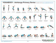 87 best ashtanga yoga images on pinterest  stretching