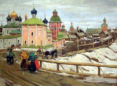 Konstantin Yuon (Russian, 1875–1958)
