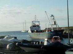 PORTO DA CALHETA: Chronos e Ponta da Barca
