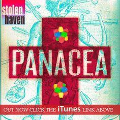 Panacea - Single cover art @StolenHaven #indie #music #blog  http://fruitbatwalton.blogspot.co.uk/2012/09/got-invite-from-manchester-band-stolen.html#