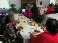 Everybody Has a Story Flashback: Soul Food (Personality Feature)