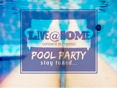 Live@Home | Pool party