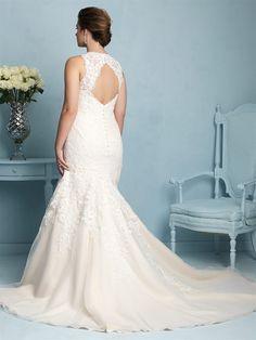 Allure Bridals: W352