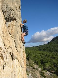 Rocky Mountain Climbing - I want to try this!!!!