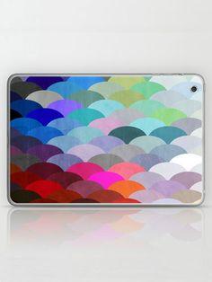 Scales iPad skin from society6.