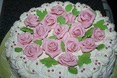 #leivojakoristele #mitäikinäleivotkin #täytekakku Kiitos Niina