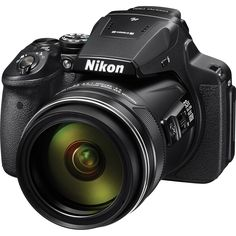 """por Matheus Mourão A Nikon anunciou essa semana, o lançamento de sua mais nova câmera compacta superzoom, com impressionante zoom óptico de 83x, permitindo aos fotógrafos e fãs da marca """"terem cria..."""