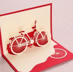 2014-new-year-laser-cut-invitations-novelty-item-bike-decoupage-3d-pop-up-font-b-cards | Goal 42