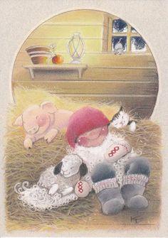 Kaarina Toivanen (my collection) - pioni pionia - Picasa Web Albums Christmas Photos, Christmas Crafts, Scandinavian Kids, Funny Drawings, Picasa Web Albums, Christmas Illustration, Photo Postcards, My Collection, Clipart
