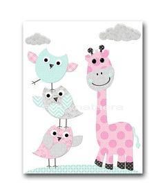 Baby Girl Nursery Quotes Kids Wall Art Kids Art by nataeradownload