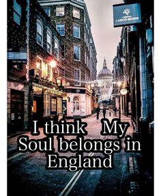 Soul belong in London magic