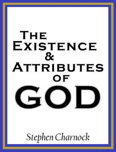 The Existence and Attributes of God by Stephen Charnock https://www.amazon.com/dp/B00DH6IEDY/ref=cm_sw_r_pi_dp_x_m8DOxbDAHNZ65
