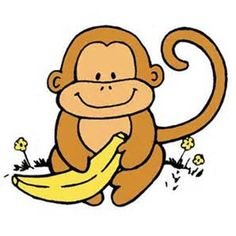 Love Monkeys ClipArt | Monkeys | Pinterest | Search, Love and ...