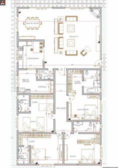 Casa 0 Quartos - 213.53m² Mais