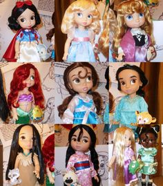 I'm gonna need baby Briar Rose when these come out, which is supposedly early 2012.