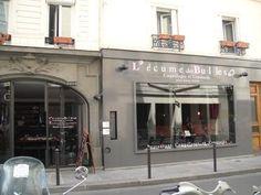 L'ecume des bulles, Champagne et crustacés, Paris 6ème