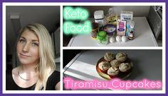 Eating Keto 31: Tiramisu Cupcakes