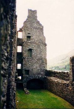 Clan Campbell Society: Castle Kilchurn