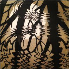 from eleykishimoto1 instagram's Escher, Dulwich Gallery London