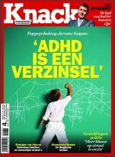 ADHD is een verzinsel
