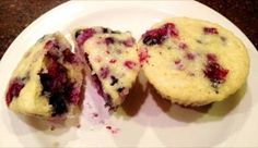 NSNG Microwave Bread/Muffin  1 egg 3 Tbsp almond flour 1.75 Tbsp butter (I like mine salted.) Handful of blueberries - Mix. - Throw in berries, mix them in. - Pour in microwave-safe bowl. (I use 2 silicone muffin cups.) - Microwave 95 sec–2 min (monitor to see what works based on bowl/dish you used)