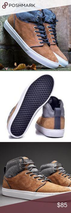 Vans Alomar Felt Pack Chipmunk Wool Size 6.5 New Vans Alomar (Felt Pack)  Chipmunk c1ae72e5c