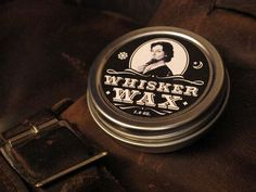Sentinel Whisker Wax by ScodioliCreative on Etsy, $21.00