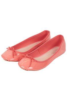 Topshop Princess Ballerinas #TopshopPromQueen