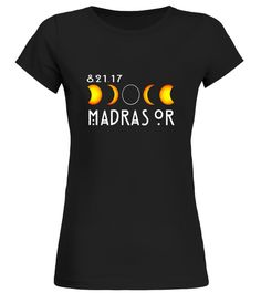 """# Madras Oregon Total Solar Eclipse 2017 T-Shirt .  Special Offer, not available in shops      Comes in a variety of styles and colours      Buy yours now before it is too late!      Secured payment via Visa / Mastercard / Amex / PayPal      How to place an order            Choose the model from the drop-down menu      Click on """"Buy it now""""      Choose the size and the quantity      Add your delivery address and bank details      And that's it!      Tags: Once in a lifetime event, the United…"""