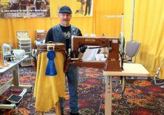 C Andre Slickbald Custom Leather