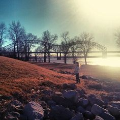 By+the+Bridge+by+Angela+Nathaniel+on+Capture+Memphis+//+This+was+a+beautiful+day+with+a+great+view.