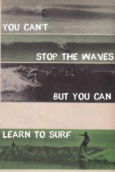 always surf.
