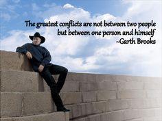 said by Garth ☺