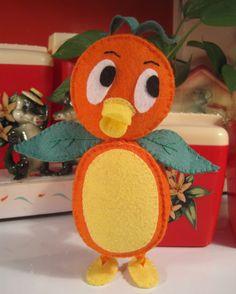 Florida Orange Bird pattern link