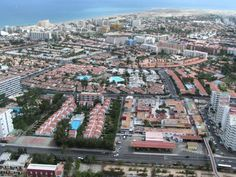 I lived here:-D Puerto Rico, Canario, Canary Islands, Atlantic Ocean, Holiday Destinations, Places Ive Been, Paris Skyline, City Photo, World
