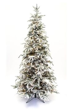 Beautiful, super-realistic artificial Christmas Trees available online at TreesnTrends.com.