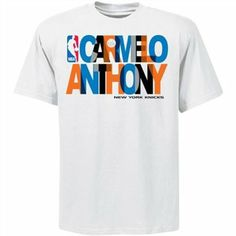 7e7aa5931845 NBA Exclusive Collection New York Knicks Carmelo Anthony Winning Attributes  T-Shirt