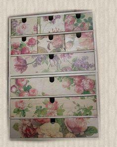 Las servilletas de mi alacena (pág. 9) | Aprender manualidades es facilisimo.com