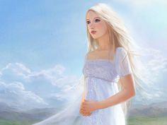 girl art | CG Girls + Fantasy CG Wallpapers (Vol.2) - 1600*1200 CG Artwork Girls ...