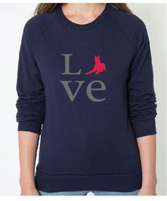 Righteous Hound - Women's Love Great Dane Sweatshirt, $40.00 (http://www.righteoushound.com/womens-love-great-dane-sweatshirt/)
