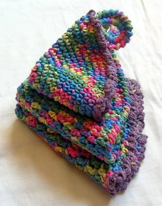 Cotton Dish Cloths or Wash Cloths Set of Three by HandyFamily, €13.50