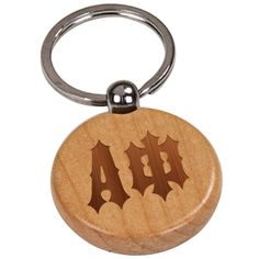 Something Greek Exclusive Greek Engraved Wooden Key Chain. Custom Greek Letters and Font on Wooden Key Chain. Greek Wooden Products and Items. Greek Gifts, Wooden Keychain, Custom Greek Apparel, Sorority Outfits, Sorority And Fraternity, Greek Clothing, Key Rings, Laser Engraving, Personalized Items