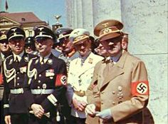 Adolf and friends