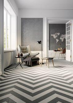 Ceramica Rondine DENIM Porcelain stoneware wall tiles / flooring
