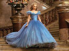 Lily James as Cinderella in Cinderella 2015 Cinderella Gowns, Cinderella Movie, Cinderella Wedding, Cinderella 2015, Cinderella Grimm, Cinderella Cosplay, Princess Wedding, Wedding Dress Organza, Bridal Gowns