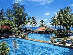 Laguna Beach Resort Hotel, Phuket - kid friendly