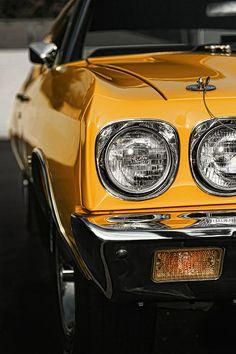 1970 Chevrolet Chevelle SS - by Gordon Dean II